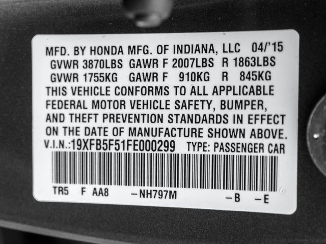 2015 Honda Civic CNG Burbank, CA 26