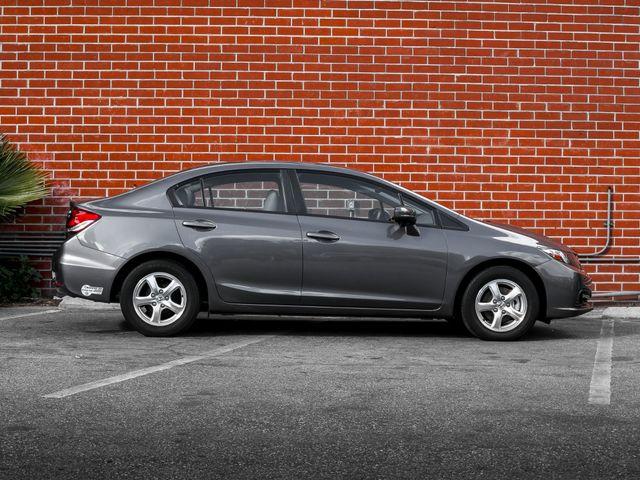 2015 Honda Civic CNG Burbank, CA 4