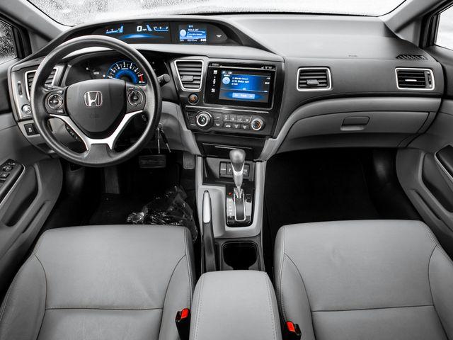 2015 Honda Civic CNG Burbank, CA 8
