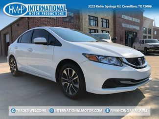 2015 Honda Civic EX in Carrollton, TX 75006