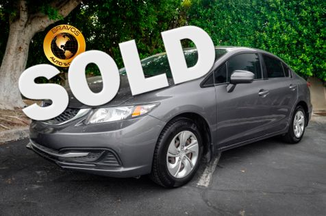 2015 Honda Civic LX in cathedral city