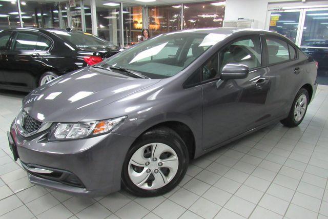 2015 Honda Civic LX W/ BACK UP CAM Chicago, Illinois 1