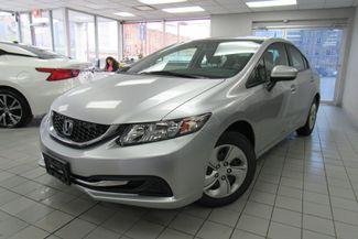 2015 Honda Civic LX W/ BACK UP CAM Chicago, Illinois 2
