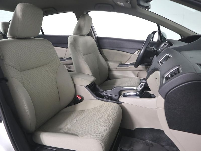 2015 Honda Civic LX  city Ohio  North Coast Auto Mall of Cleveland  in Cleveland, Ohio