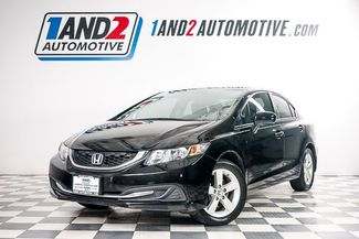 2015 Honda Civic SE in Dallas TX