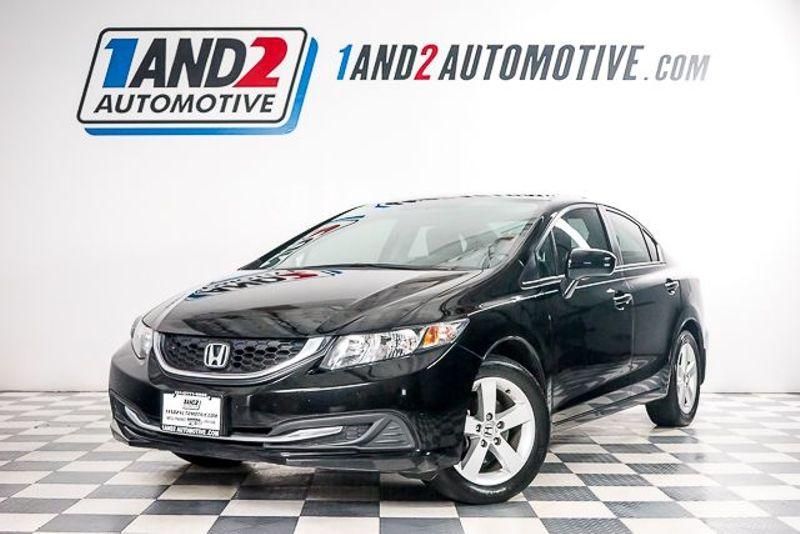 2015 Honda Civic SE in Dallas TX