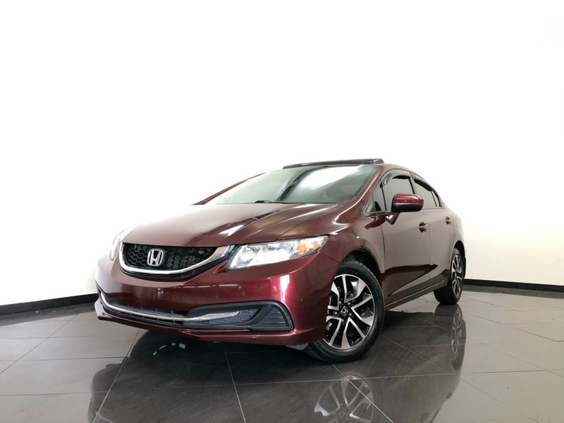 2015 Honda Civic *Drive TODAY & Make PAYMENTS*   The Auto Cave