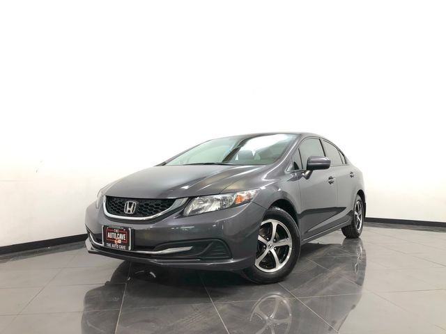 2015 Honda Civic *Get APPROVED In Minutes!* | The Auto Cave in Dallas