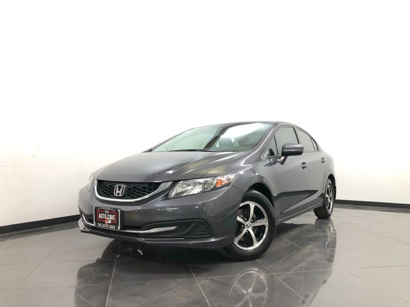2015 Honda Civic *Get APPROVED In Minutes!*   The Auto Cave
