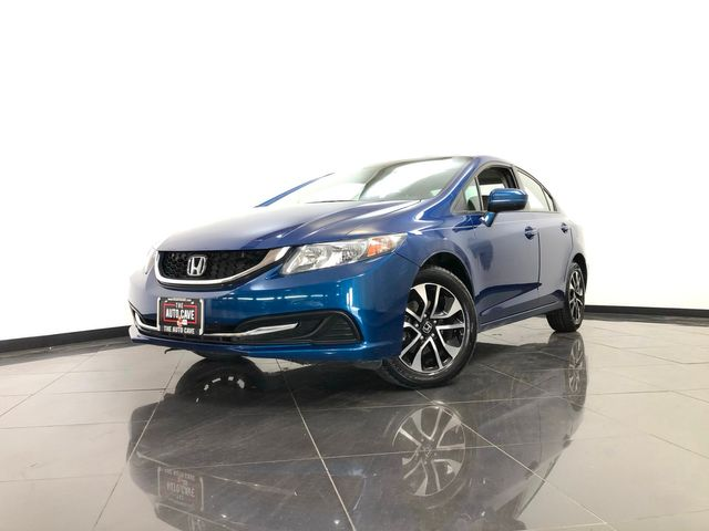2015 Honda Civic *Drive TODAY & Make PAYMENTS* | The Auto Cave in Dallas