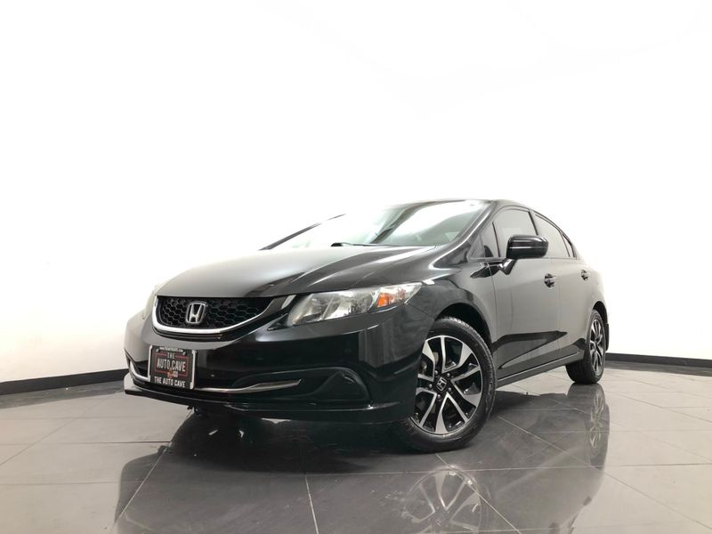 2015 Honda Civic *Drive TODAY & Make PAYMENTS* | The Auto Cave