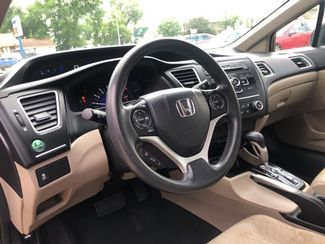 2015 Honda Civic LX ONLY 52000 MILES  city ND  Heiser Motors  in Dickinson, ND