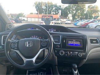2015 Honda Civic EX ONLY 27000 Miles  city ND  Heiser Motors  in Dickinson, ND