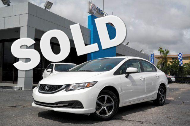 2015 Honda Civic SE Hialeah, Florida
