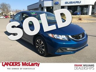 2015 Honda Civic EX | Huntsville, Alabama | Landers Mclarty DCJ & Subaru in  Alabama