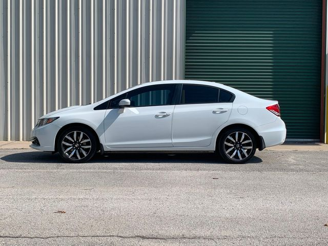 2015 Honda Civic EX-L With Navigation in Jacksonville , FL 32246