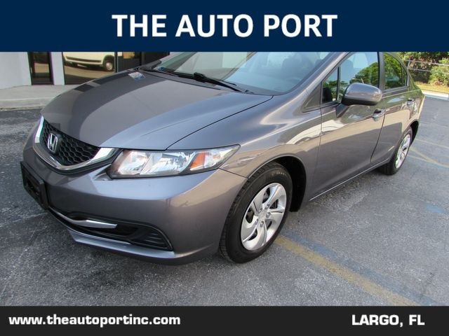 2015 Honda Civic LX in Largo, Florida 33773