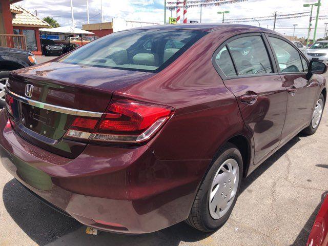 2015 Honda Civic LX CAR PROS AUTO CENTER (702) 405-9905 Las Vegas, Nevada 4