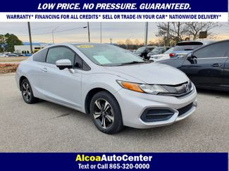 2015 Honda Civic EX 5-Speed in Louisville, TN 37777