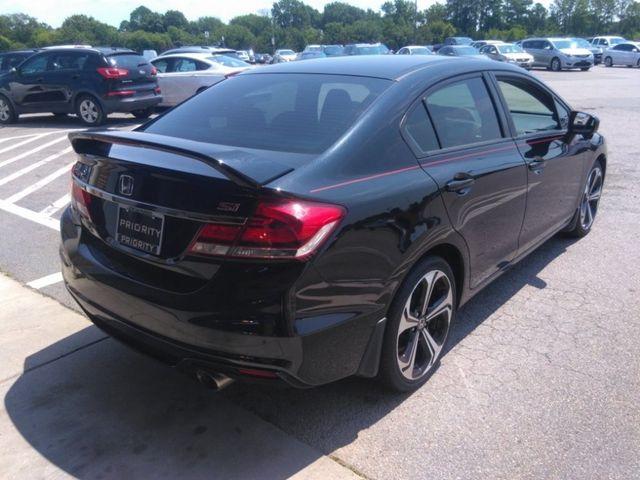 2015 Honda Civic Si Madison, NC 1