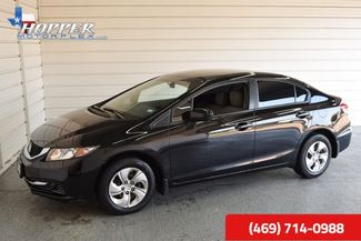 2015 Honda Civic LX  in McKinney Texas, 75070