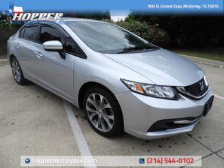 2015 Honda Civic LX in McKinney, Texas 75070