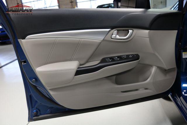 2015 Honda Civic EX-L Merrillville, Indiana 25