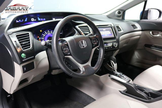 2015 Honda Civic EX-L Merrillville, Indiana 9