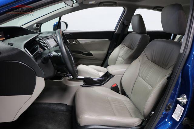 2015 Honda Civic EX-L Merrillville, Indiana 10