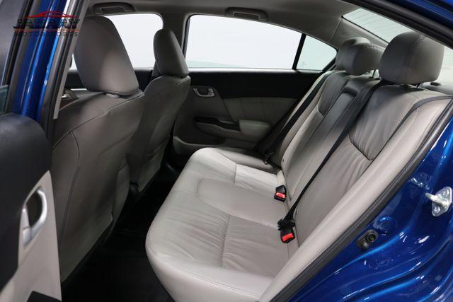 2015 Honda Civic EX-L Merrillville, Indiana 12