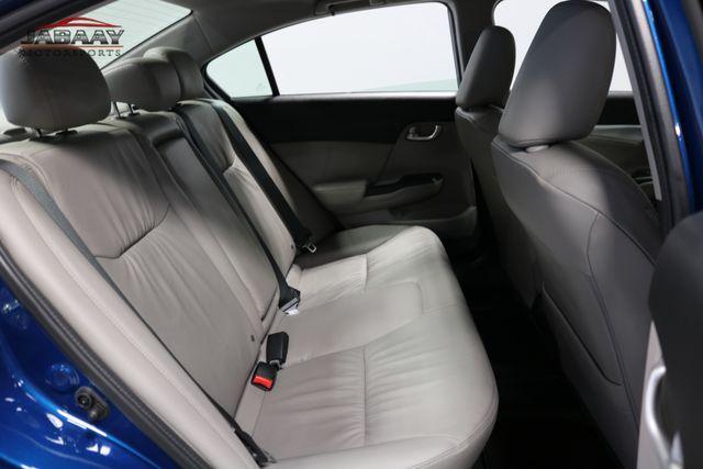 2015 Honda Civic EX-L Merrillville, Indiana 13