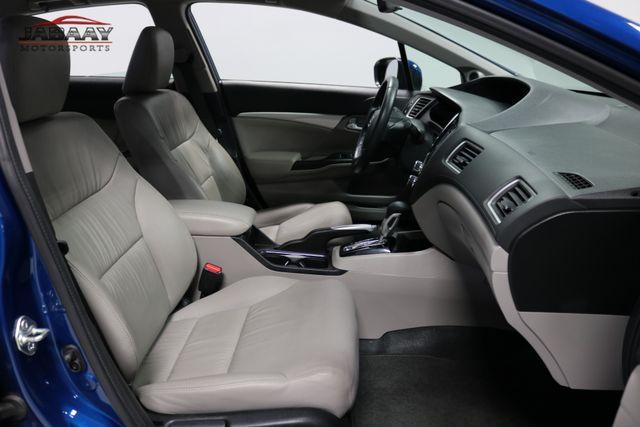 2015 Honda Civic EX-L Merrillville, Indiana 15