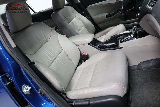 2015 Honda Civic EX-L Merrillville, Indiana 14
