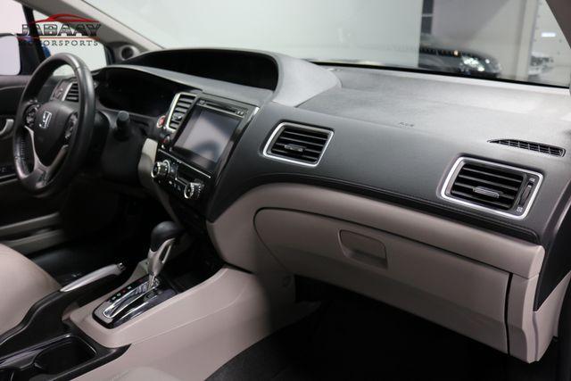 2015 Honda Civic EX-L Merrillville, Indiana 16