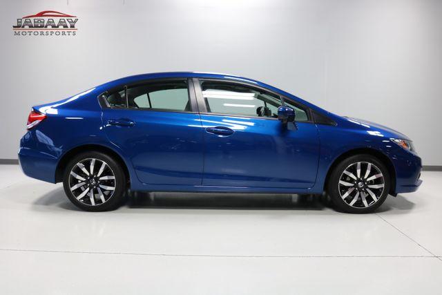 2015 Honda Civic EX-L Merrillville, Indiana 5
