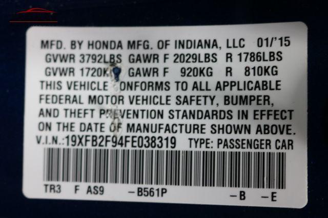 2015 Honda Civic EX-L Merrillville, Indiana 49