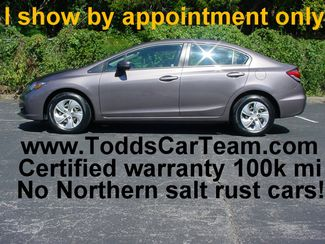 2015 Honda Civic LX in Nashville TN, 37209