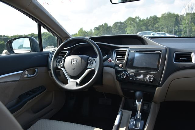2015 Honda Civic EX Naugatuck, Connecticut 14