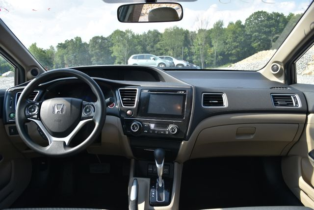 2015 Honda Civic EX Naugatuck, Connecticut 15