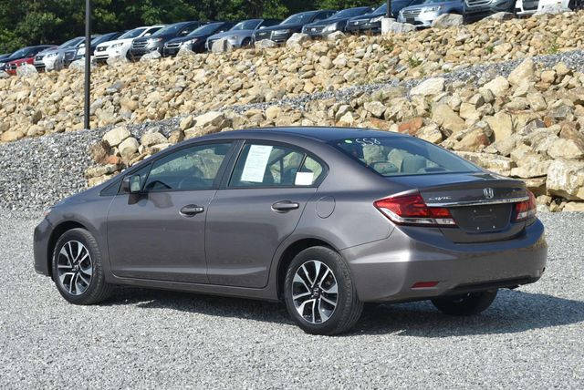 2015 Honda Civic EX Naugatuck, Connecticut 2