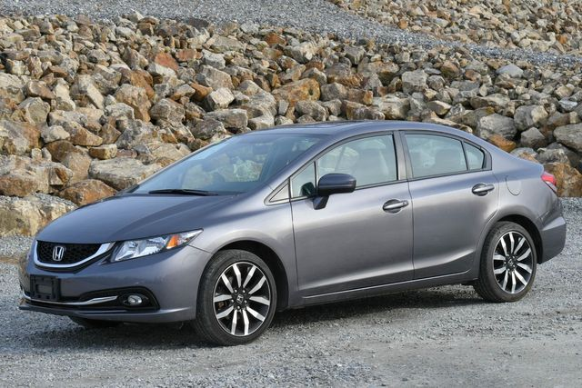 2015 Honda Civic EX-L Naugatuck, Connecticut