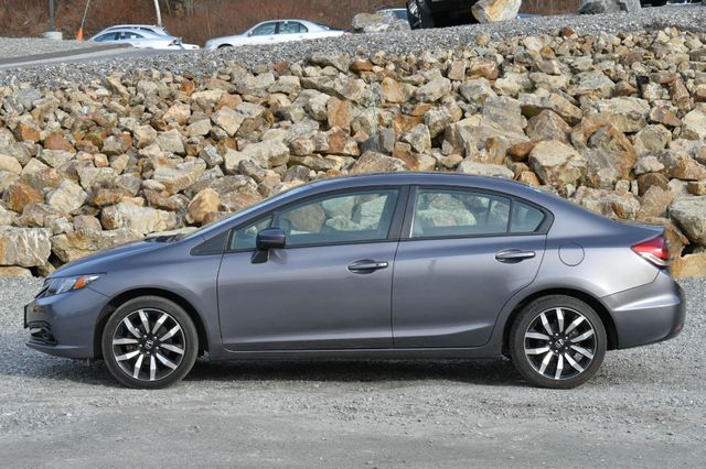 2015 Honda Civic EX-L Naugatuck, Connecticut 1
