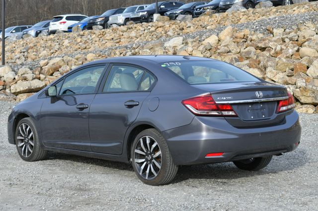 2015 Honda Civic EX-L Naugatuck, Connecticut 2