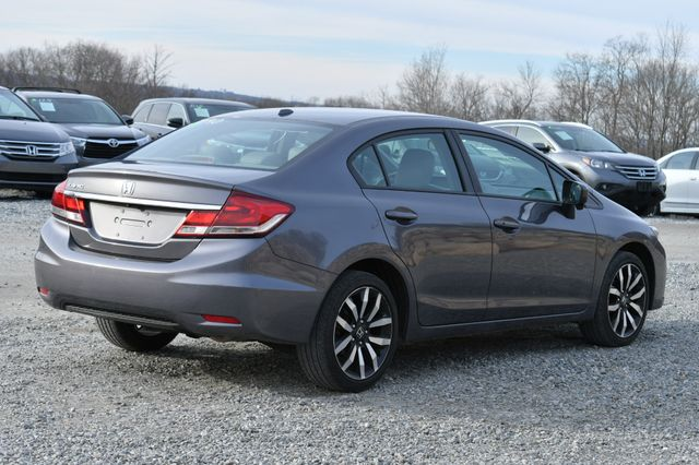 2015 Honda Civic EX-L Naugatuck, Connecticut 4