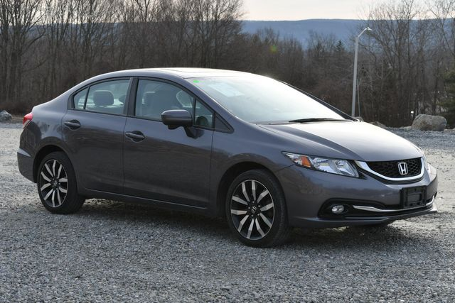 2015 Honda Civic EX-L Naugatuck, Connecticut 6
