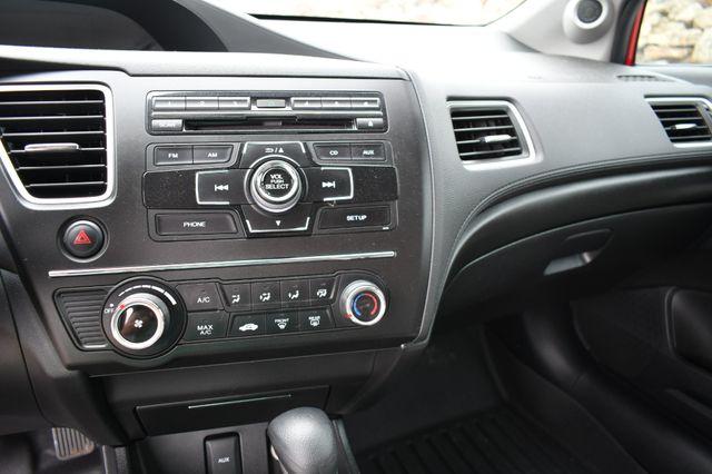2015 Honda Civic LX Naugatuck, Connecticut 15