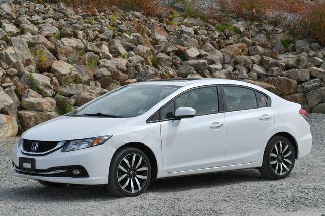 2015 Honda Civic EX-L Naugatuck, Connecticut