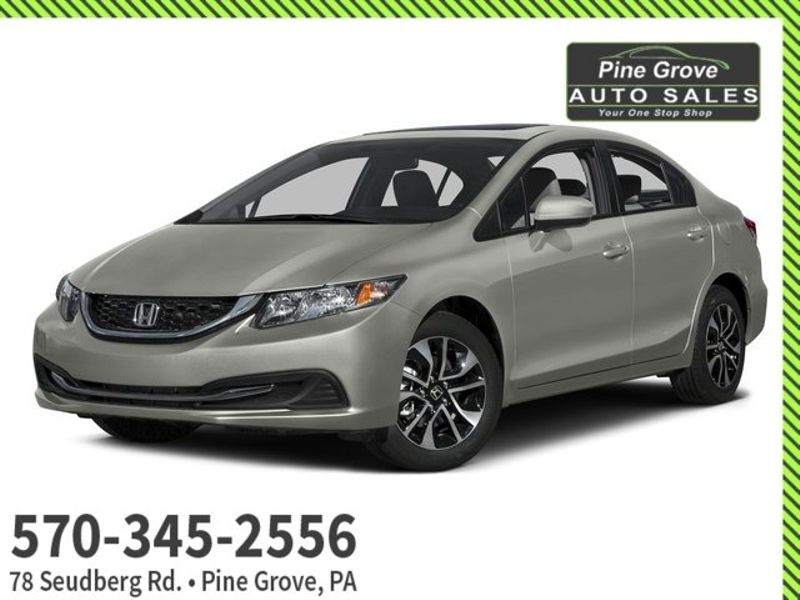 2015 Honda Civic EX | Pine Grove, PA | Pine Grove Auto Sales in Pine Grove, PA