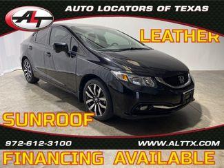 2015 Honda Civic EX-L in Plano, TX 75093