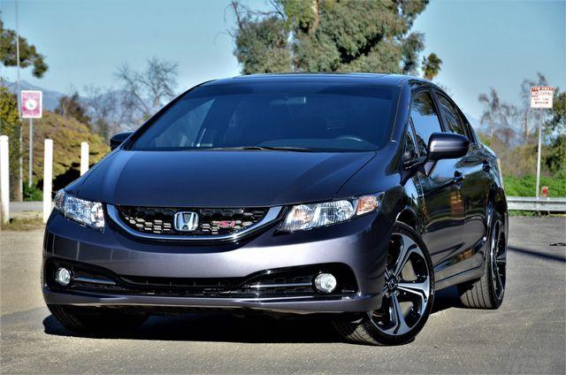 2015 Honda Civic Si Reseda, CA 11